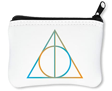 Deathly Hallows Harry Potter Inspired Billetera con ...