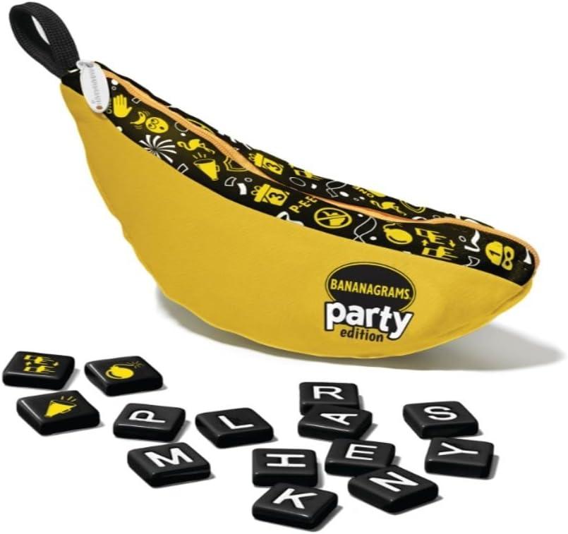 Winning Moves 001678 Bananagrams – Juego de Juego para Fiestas: Game: Amazon.es: Juguetes y juegos
