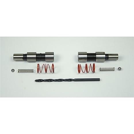 BD Diesel 1604721 cambio Kit incluye las asambleas de válvula de control de embrague/Kit