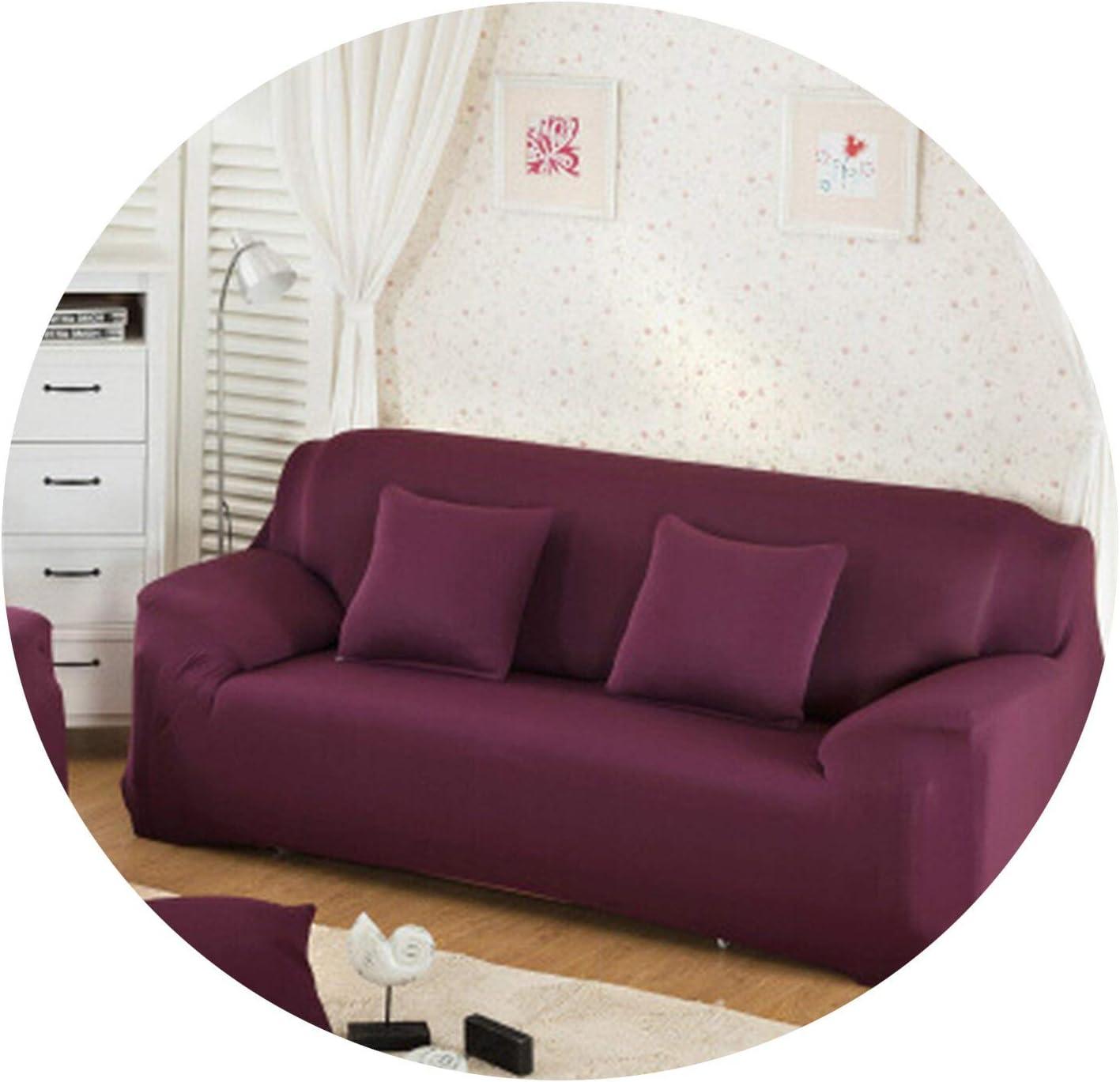 No Buy No Bye - Funda elástica para sofá (Piel, Incluye 3 ...