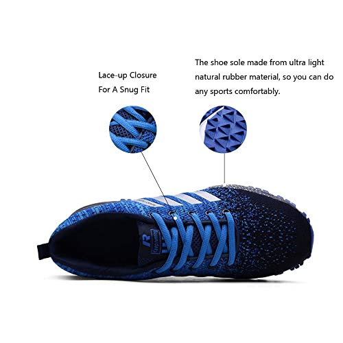 BULAIENTE Men s Running Shoes Casual Walking Athletic Fitness Sports Sneakers Tennis Shoes for Women