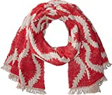 Vivienne Westwood Women's Squiggle Scarf Red One Size