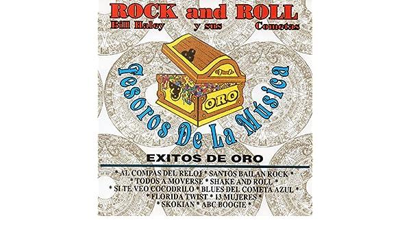 Al Compas Del Reloj by Bill Haley y Sus Cometas on Amazon Music - Amazon.com