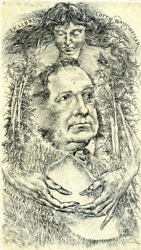 Adalbert Stifter by Oldrich Kulhnek