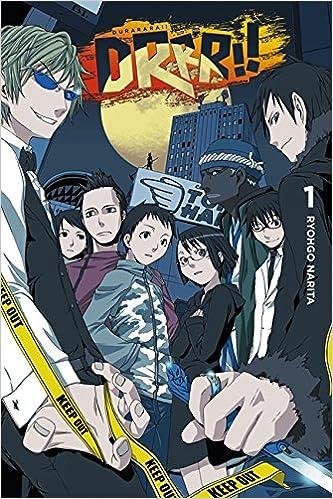 Durarara!!, Vol. 1 por Ryohgo Narita Gratis