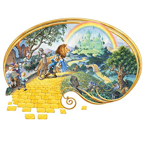 Wizard of Oz Large Wall Decal