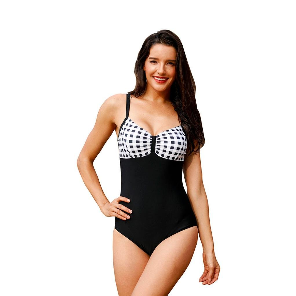 4415e4287e ❦❦Occasion: Suitable for daily ,swiming,beach,sea,party,workout,running or  other occasion ❦❦Push-Up Padded Bra Swimsuit---Sexy ...