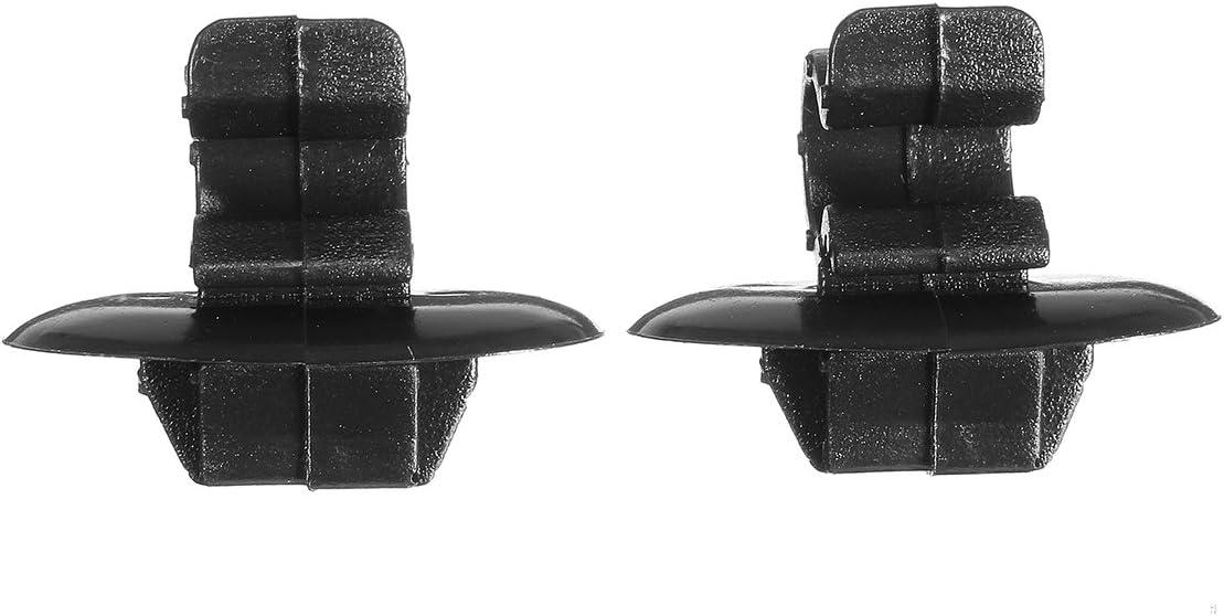 Gozar 2 X Motorhaube Stay Clips Kunststoff Halterung Für Citroen Für Peugeot Vauxhall Vivaro Küche Haushalt