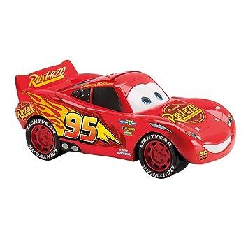 Dekora Hucha Infantil de Cars Rayo McQueen con Billetes de Oblea Comestible Color rojo 204012