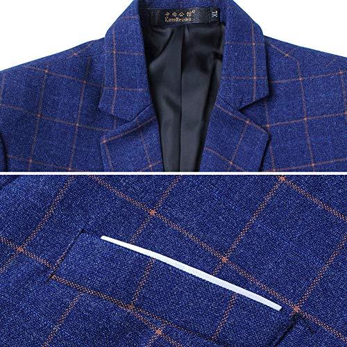 Blue Blazer Lisueyne Lisueyne Royal Blazer Blazer Lisueyne Uomo Royal Blue Uomo wrq4rt