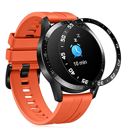 Amazon.com: HATALKIN Watch Bezel Compatible with Huawei ...