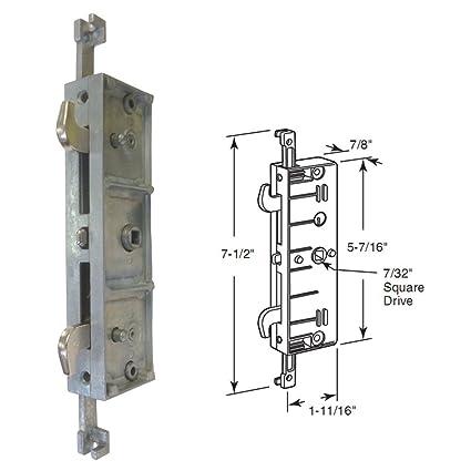 Gordon Glass Four Point Patio Door Mortise Lock Door Lock