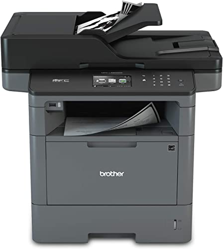 Brother Monochrome All-In-One Laser Printer MFC-L5900DW