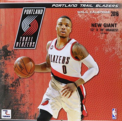 Portland Blazers Roster 2012: Portland Trail Blazers Calendar, Trail Blazers Calendar
