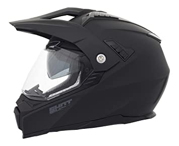 Shot Casco Cross Ranger Talla Negro Mate, talla XXL