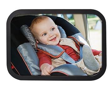 Spiegel Baby Auto : Nemo baby auto acryl spiegel bruchsicher 360 grad verstellbarkeit