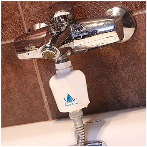 HVTKL Bañera Ducha Cocina Filtro de Agua Purificador Hidrante ...
