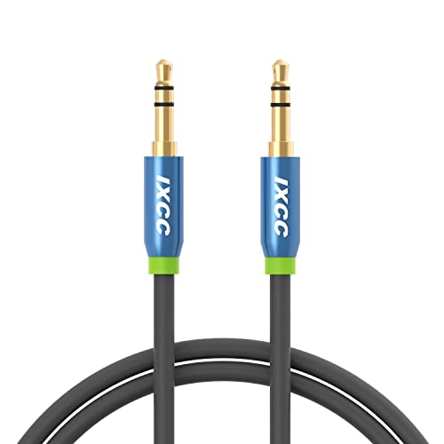 iXCC 3-ft Tangle-Free Male to Male Auxiliary Cable