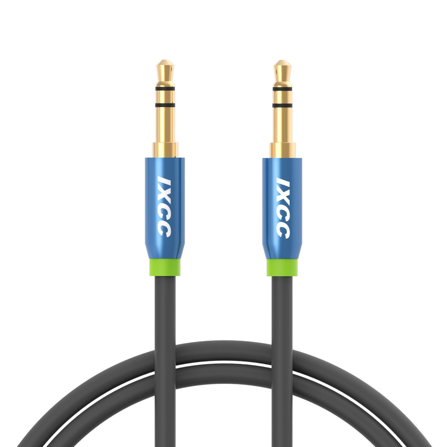 iXCC 10Ft Extra Long Male to Male 3.5mm Universal Aux Audio Stereo Cable  for All