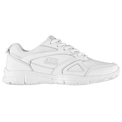 c8c14d5966 Slazenger Women's Running Shoes White White/White: Amazon.co.uk: Shoes &  Bags