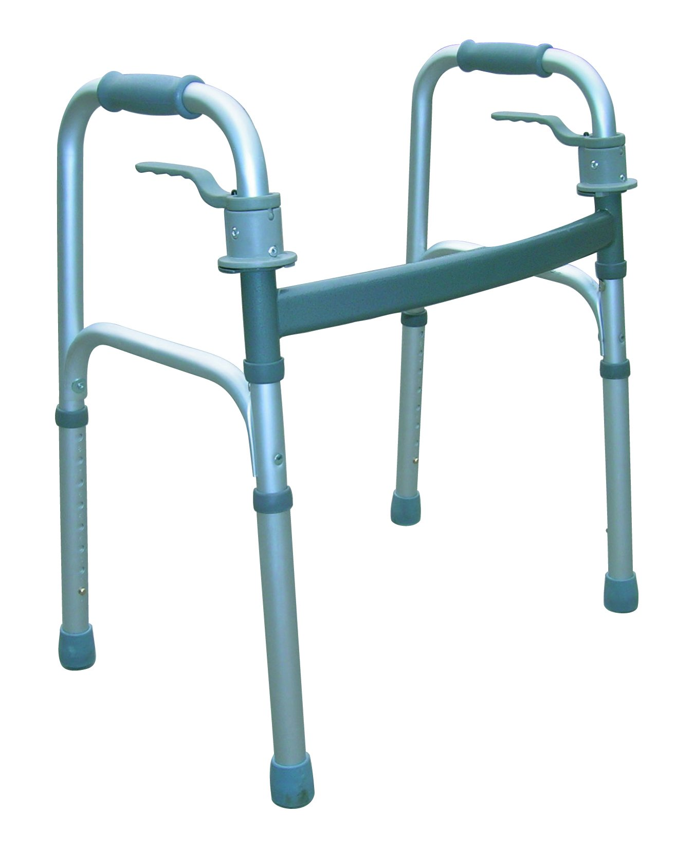 Essential Medical Supply W1258 Endurance Junior Trigger Walker, Silver, 1 Inch