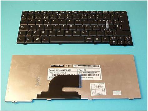 IFINGER Teclado ESPAÑOL Acer Aspire One ZG5 ZG8 D250 ...