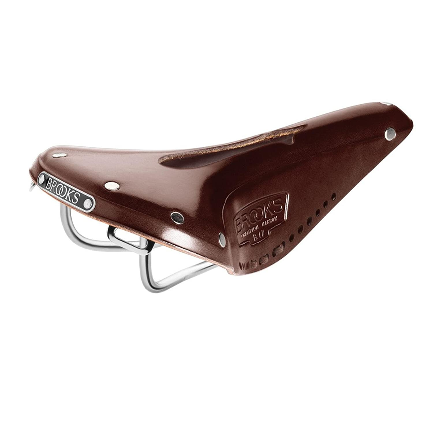 Brooks B17 Imperial Leather Mens Racing Bicycle Seat Touring Bike Saddle