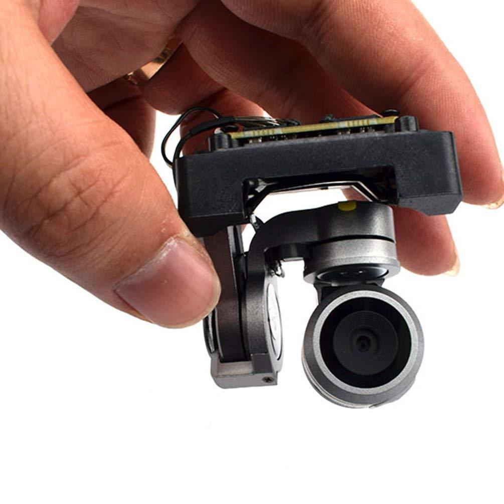 Oyamihin Drone Gimbal Camera con Scheda per DJI Mavic PRO Ricambi per Riparazione Video RC Cam Accessori Originali per Drone Argento e Nero
