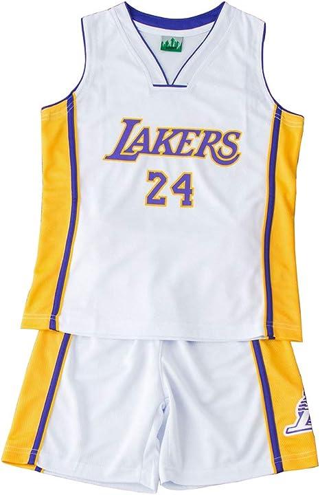FDRYA Lakers # 24 NBA Kobe Bryant Los Angeles - Conjunto de ...