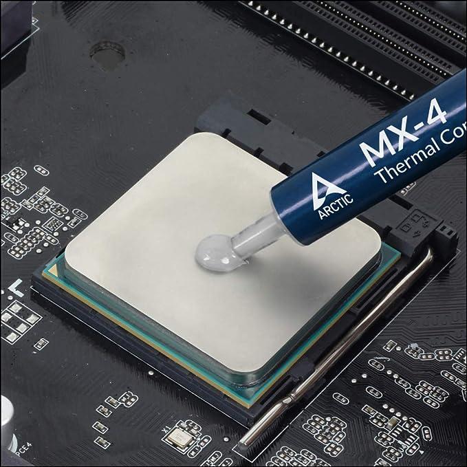 Arctic Mx 4 Hochleistungs Wärmeleitpaste Für Alle Computer Zubehör