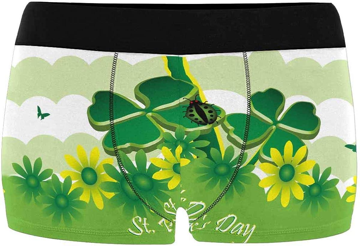 INTERESTPRINT Mens Short Underwear Pants XS-4XL