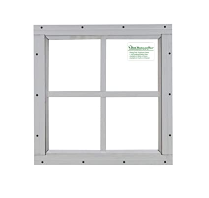 Shed Windows 12u0026quot; X 12u0026quot; ...