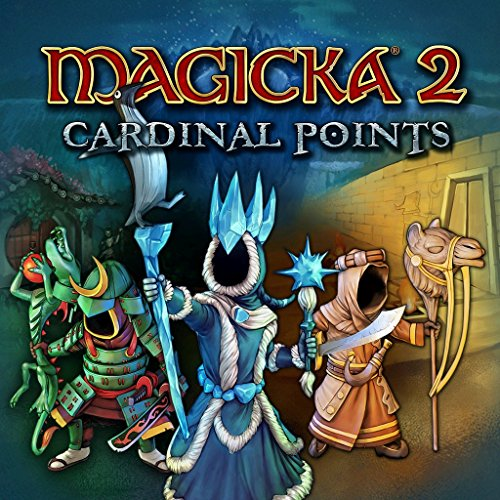 Magicka 2 - Cardinal Points Super Pack - PS4 [Digital Code]