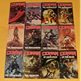 Complete Ace Conan 1-12 (Conan, Conan of Cimmeria, Conan the Freebooter, Conan the Wanderer, Conan the Adventurer, Conan the