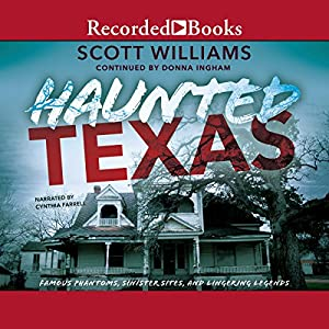 Haunted Texas Audiobook