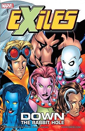 Lists of comics by Marvel Comics