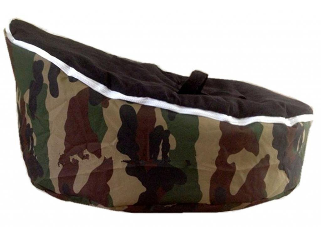 sc 1 th 189 & Amazon.com: LCY Baby Bean Bag Chair Camouflage Paint-UNFILLED: Baby