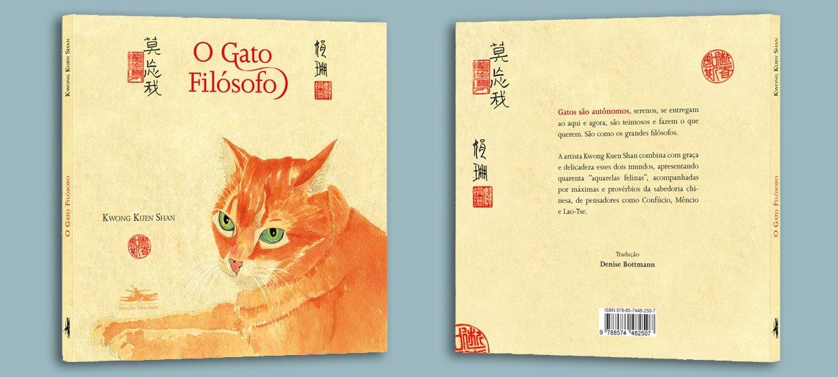 O Gato Filósofo (Em Portuguese do Brasil): Kwong Kuen Shan: 9788574482507: Amazon.com: Books