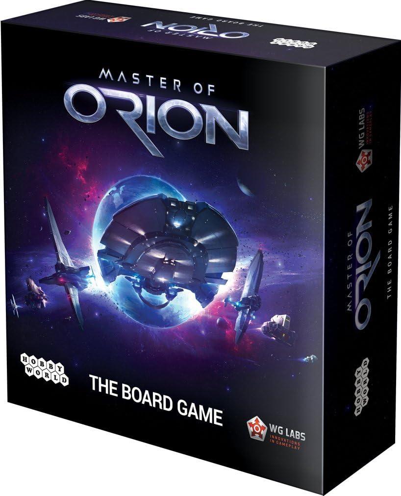 #Juegodemesa Master of Orion por 13,99€
