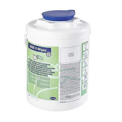 Bode X de Wipes Toalla dispensador en azul para toallitas desinfectantes
