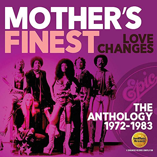 Mothers Finest - Love Changes  The Anthology 1972 - 1983 - (SMCR 5151D) - 2CD - FLAC - 2017 - WRE Download