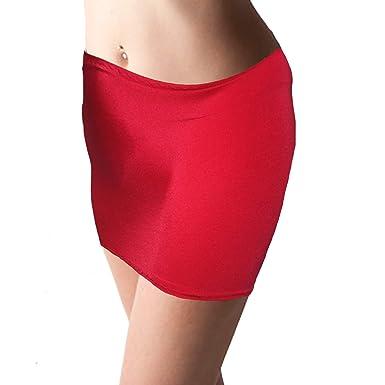 S29 de color rojo de Licra de tienda FANTASY de Micro Mini (12 ...