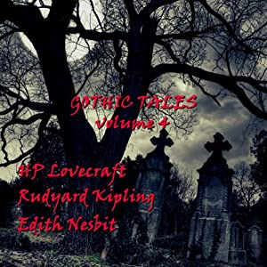 Gothic Tales of Terror: Volume 4 Audiobook