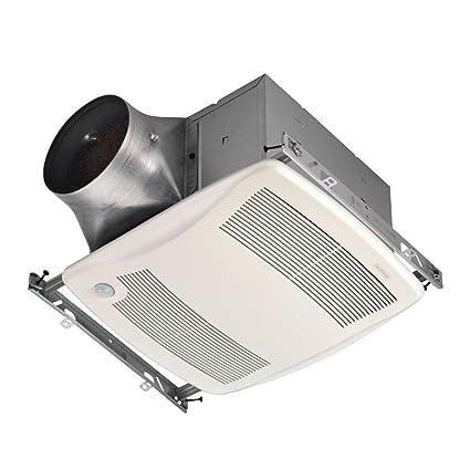 Broan-Nutone zn110 m Ultra varias velocidades ventilador de baño de Sensor de movimiento