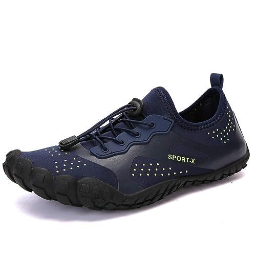 WYSBAOSHU Zapatos de Agua Deportes Escarpines para Hombre Mujer  Amazon.es   Zapatos y complementos 655c71a8036f