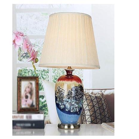 Elegante lámpara de mesa Hotel de sala de estar del hotel ...