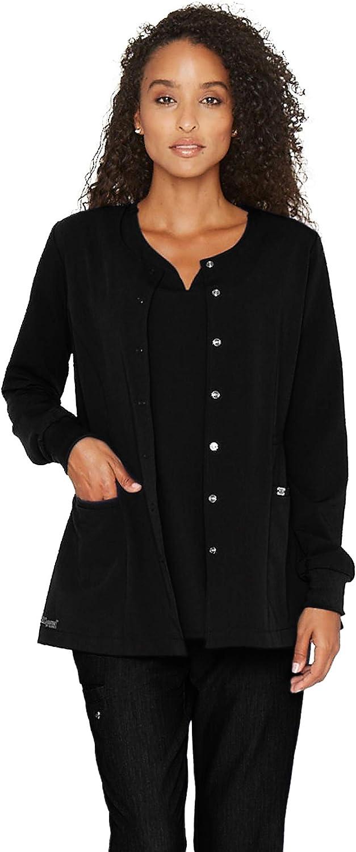 BARCO Grey's Anatomy Women's Bella Medical Warm Up Jacket