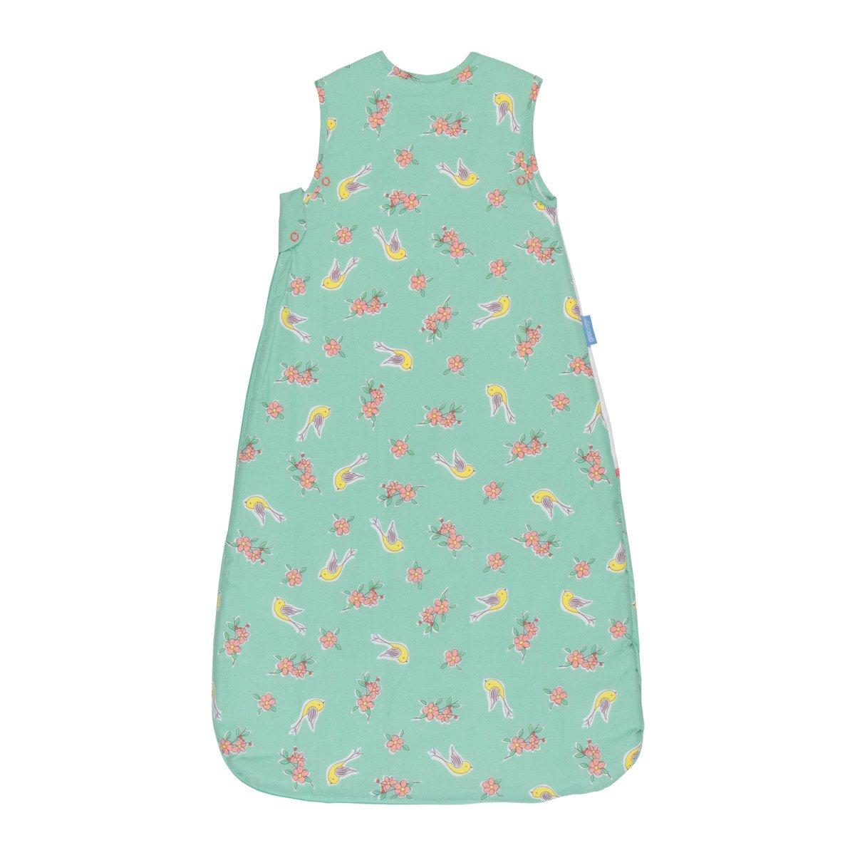 Gro Pajarillos - Saco de dormir premium, para 18-36 meses, 98 cm, multicolor: Amazon.es: Bebé
