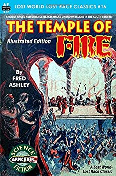The Temple of Fire by Francis Henry Atkins science fiction and fantasy book and audiobook reviews