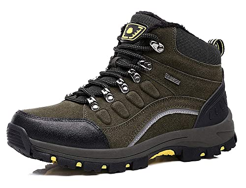 Aitaobao Hombre Mujer Zapatillas de Running Trekking Zapatos de Escalada Antideslizante Zapatillas Montaña Zapatos Impermeable para Unisex Adulto 35-44: ...